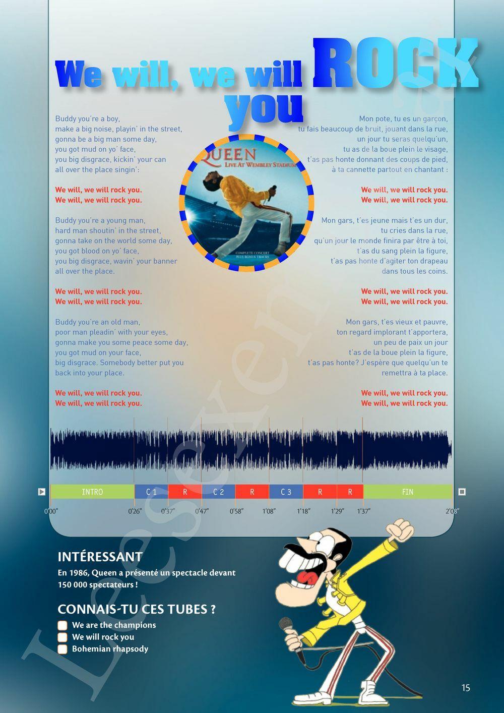 Preview: Musique livre de l'élève