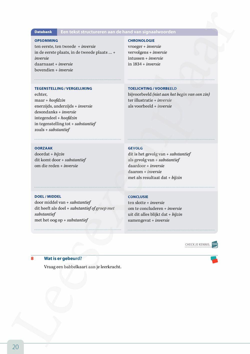 Preview: Tornado 5 Livre de l'élève (Dossier et Pelckmans Portail inclus)