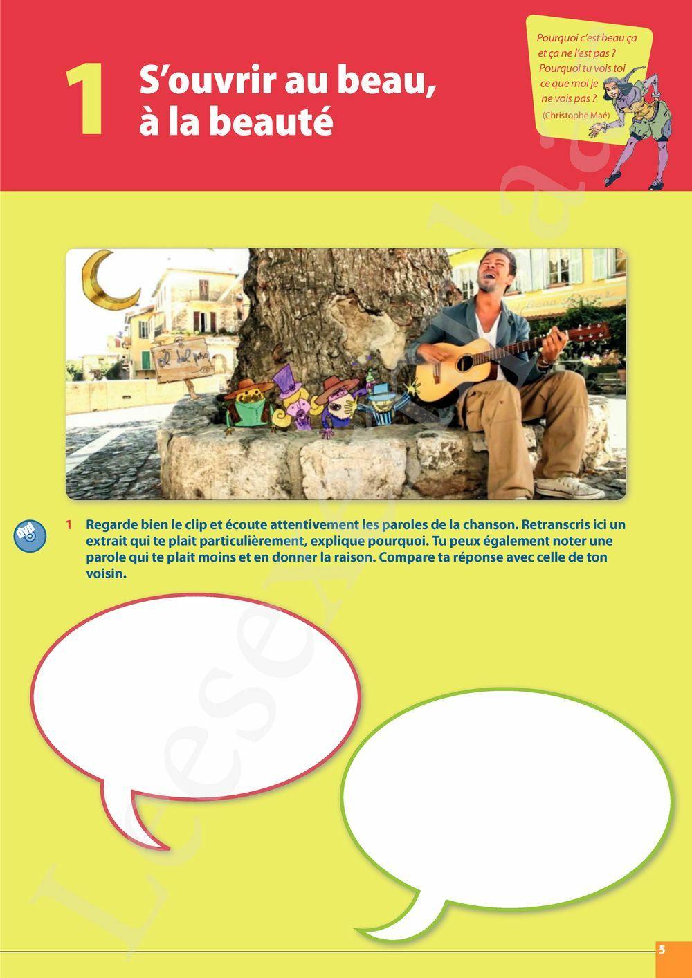 Preview: Parcours 2 livre de l'élève (Mon référentiel des religions du monde inclus)