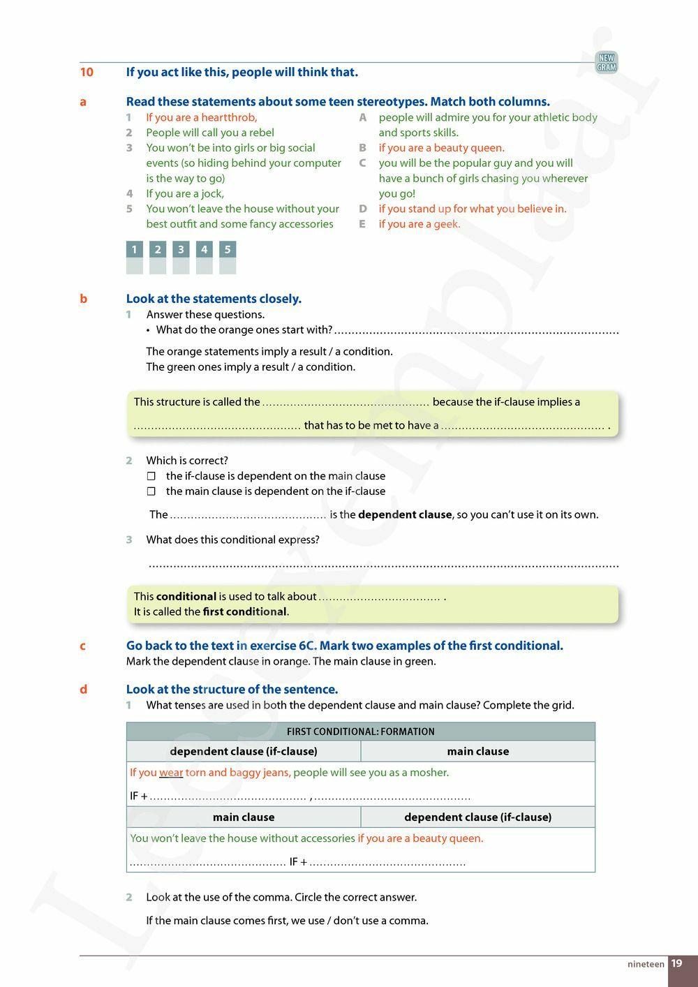 Preview: Step up 3 Livre de l'élève (Pelckmans Portail inclus)