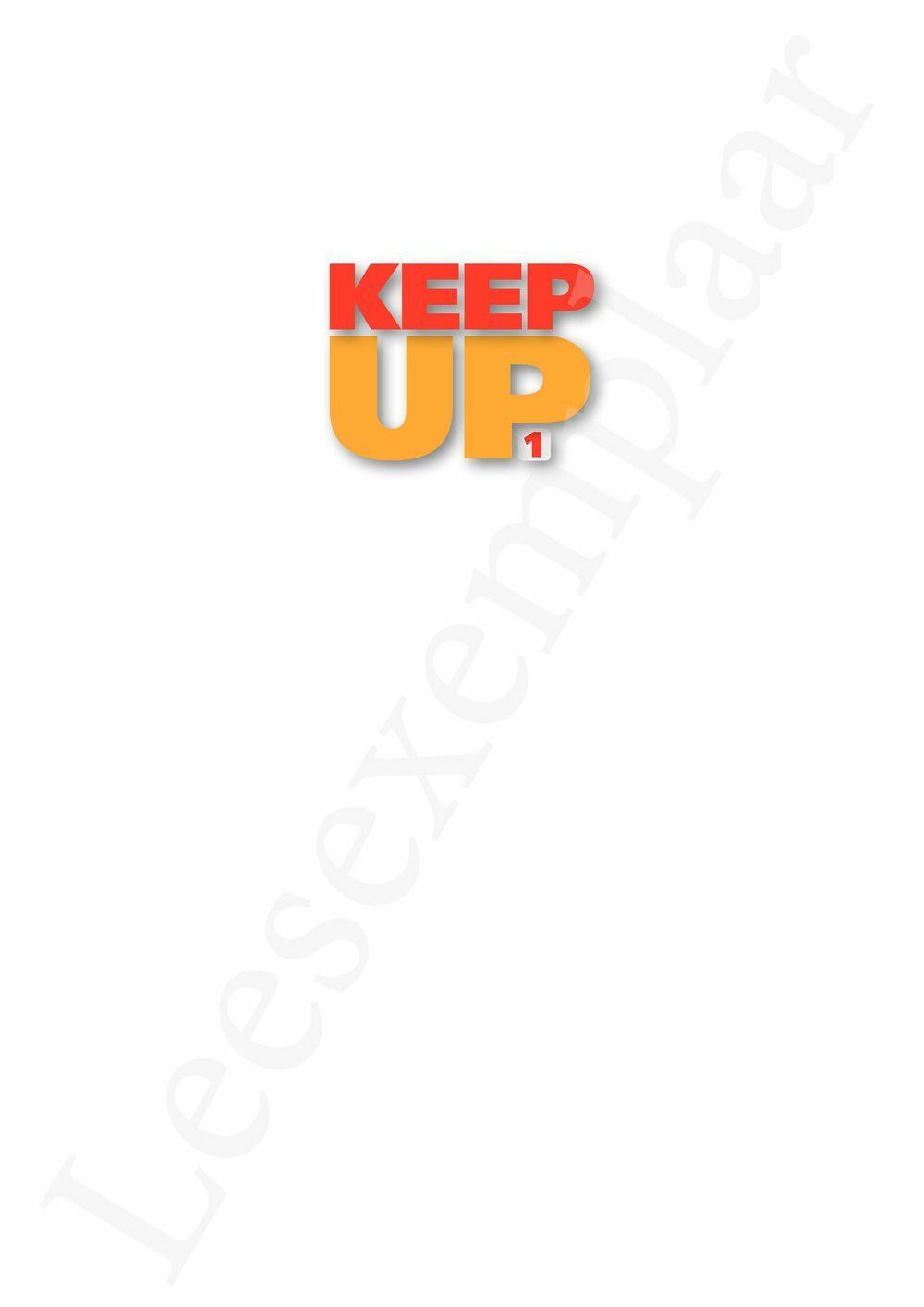 Preview: Keep up 1 Livre de l'élève (Pelckmans Portail inclus)