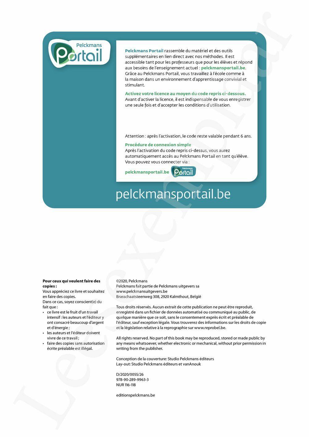 Preview: Ressources Anglais (Pelckmans Portail inclus)