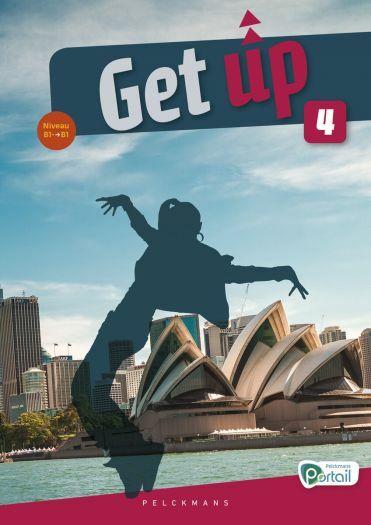 Get up 4 Livre de l'élève (MAG et livret ressources inclus)