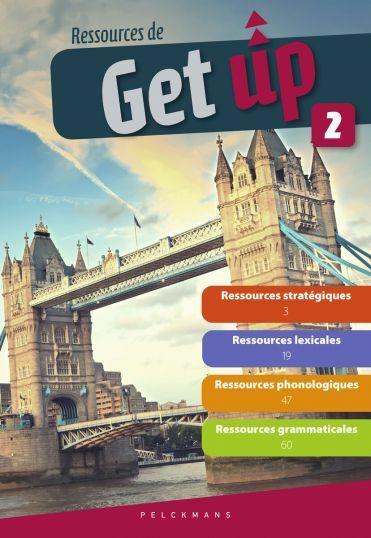 Get up 2 Livre de l'élève (Pelckmans Portail inclus)