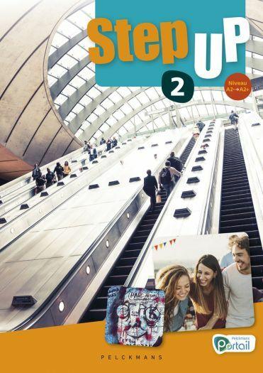 Step up 2 Livre de l'élève (Pelckmans Portail inclus)