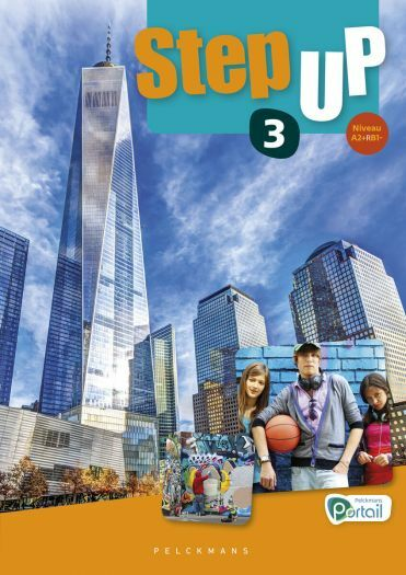 Step up 3 Livre de l'élève (Pelckmans Portail inclus)