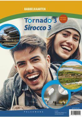 Tornado / Sirocco 3 Babbelkaarten